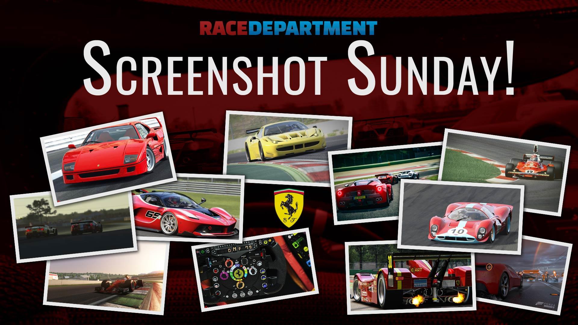 Screenshot Sunday - Ferrari.jpg
