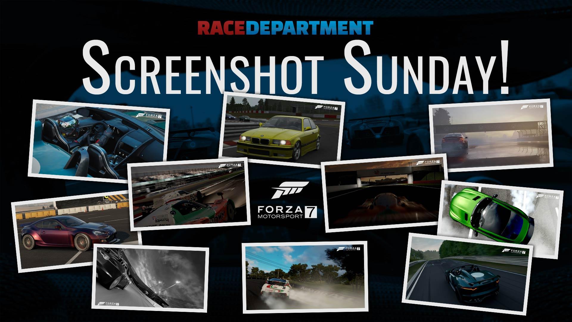 Screenshot Sunday - Forza Motorsport 7 Edition.jpg