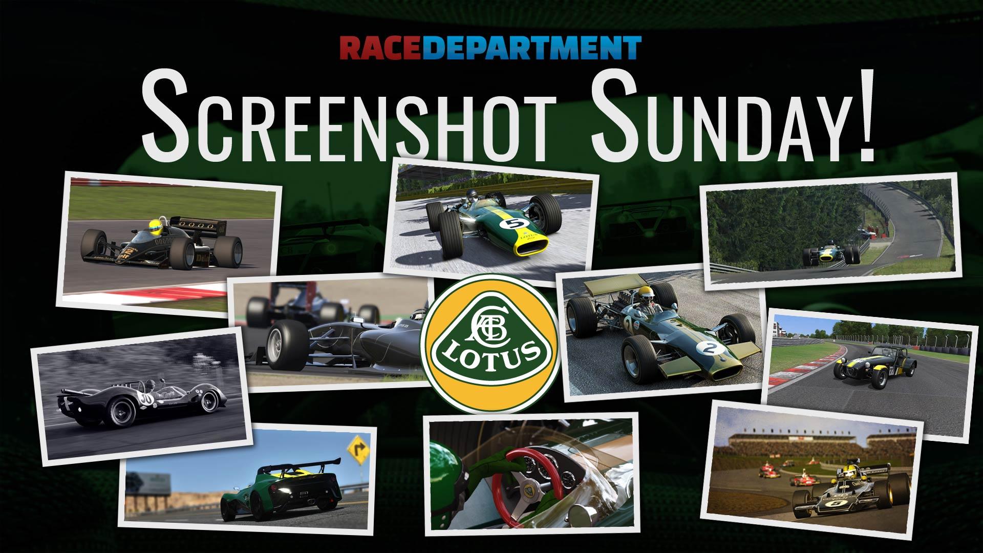 Screenshot Sunday - Lotus.jpg