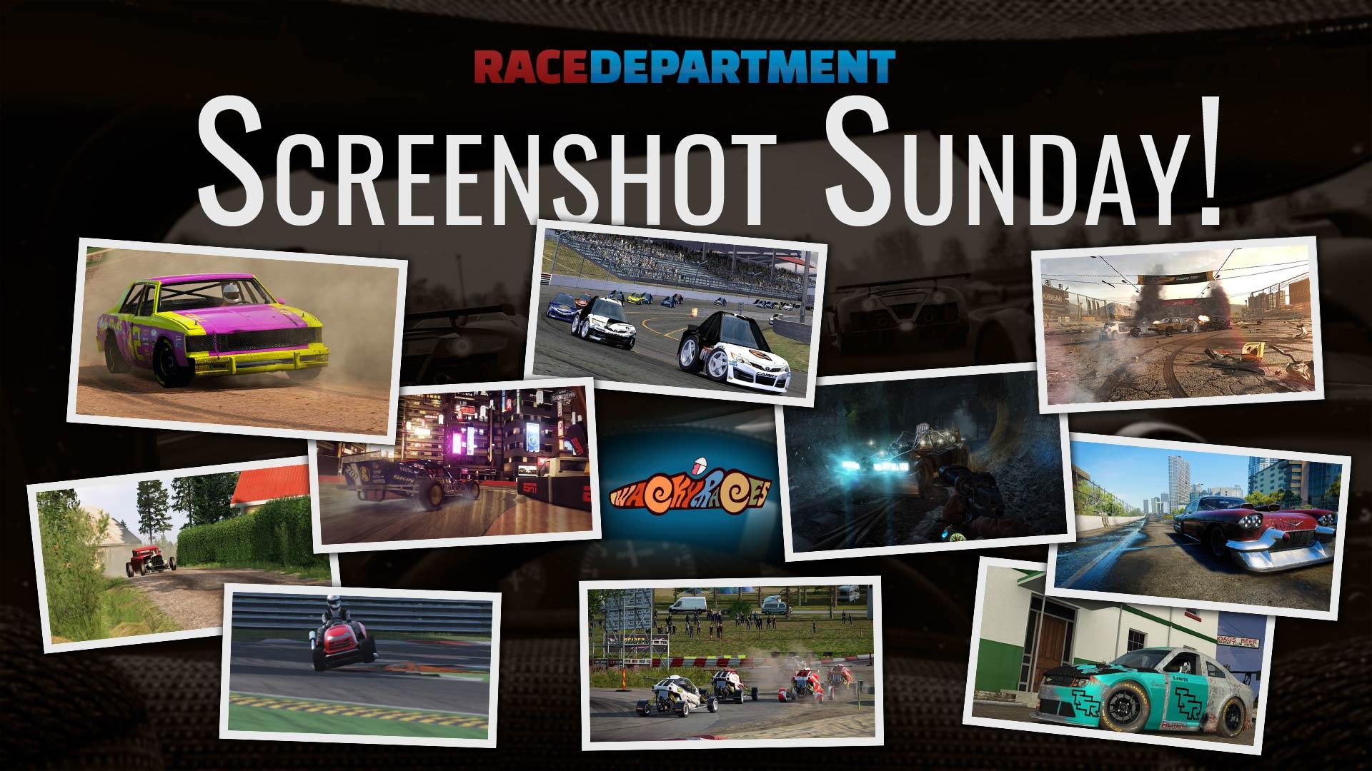 Screenshot Sunday - Wacky Races.jpg