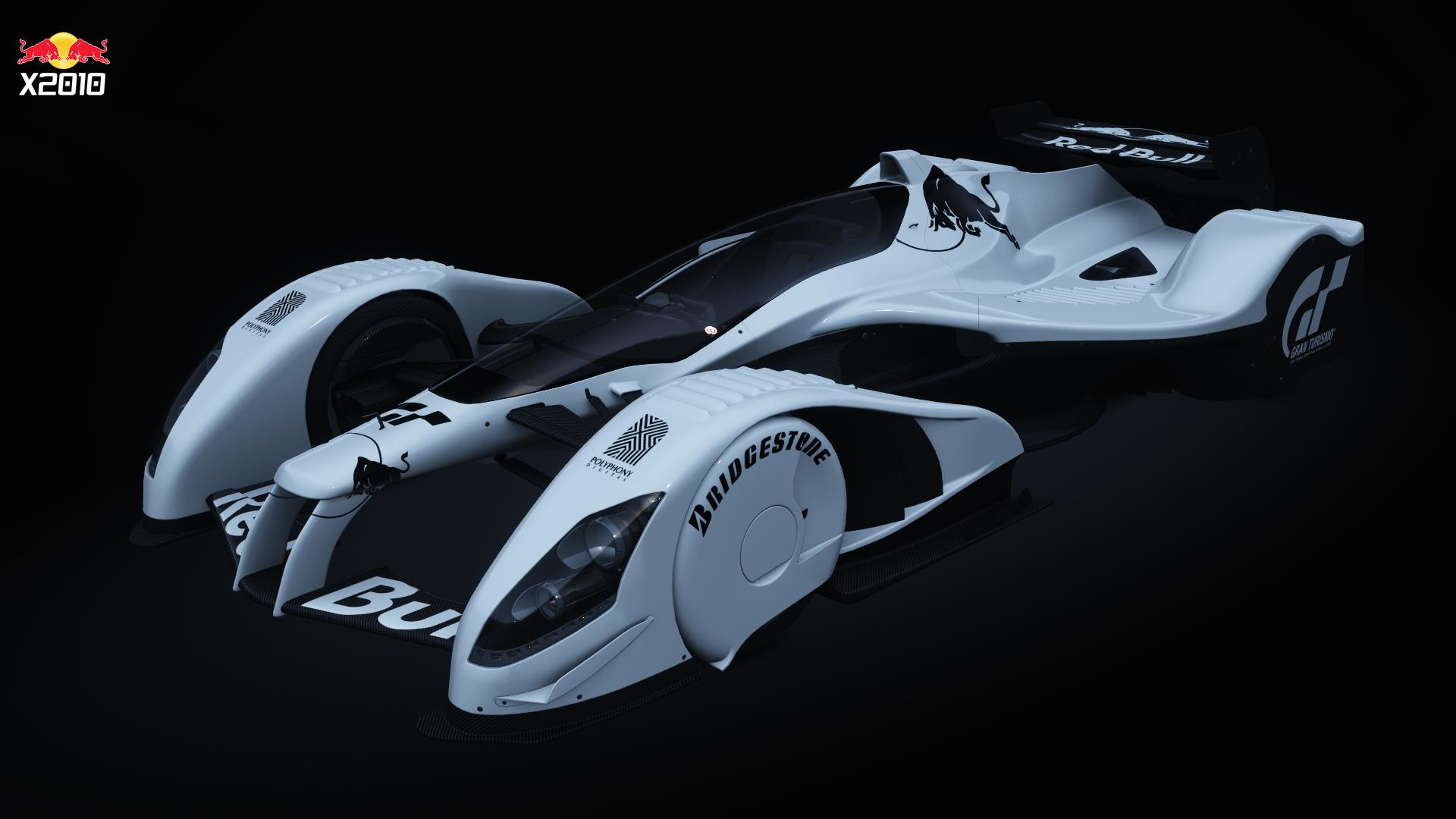 RedBull X2010 | RaceDepartment