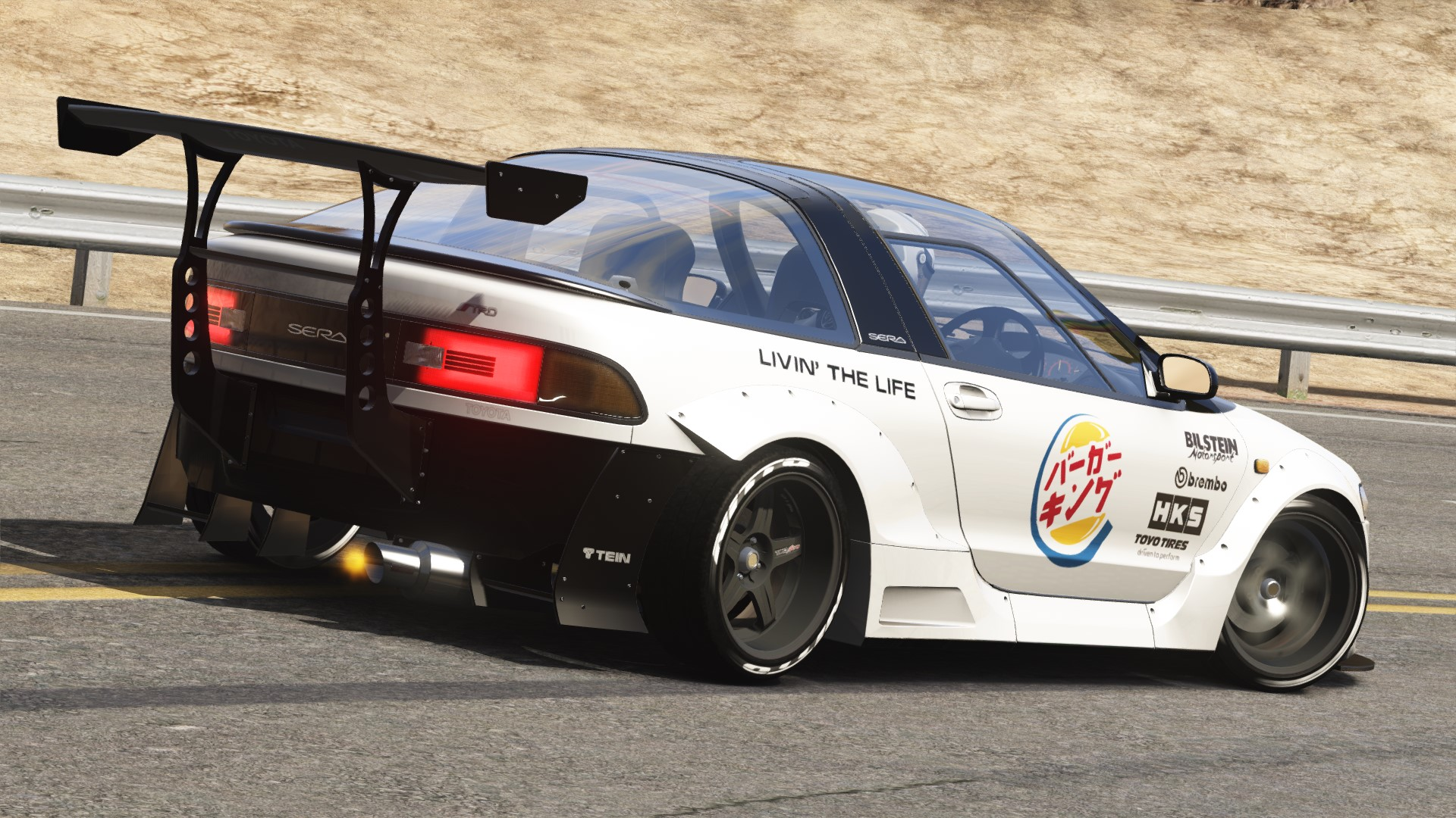 Toyota Sera - Stock, TRD & GT | RaceDepartment - Latest