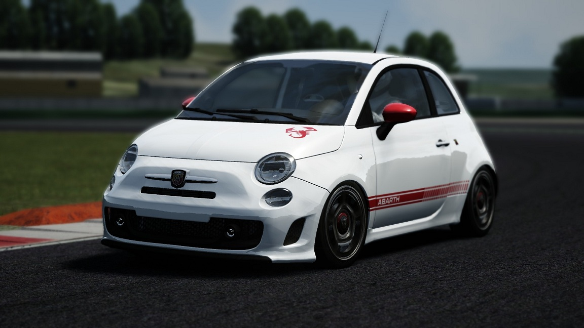 Assetto Corsa Fiat 500 Abarth Ss Review Racedepartment