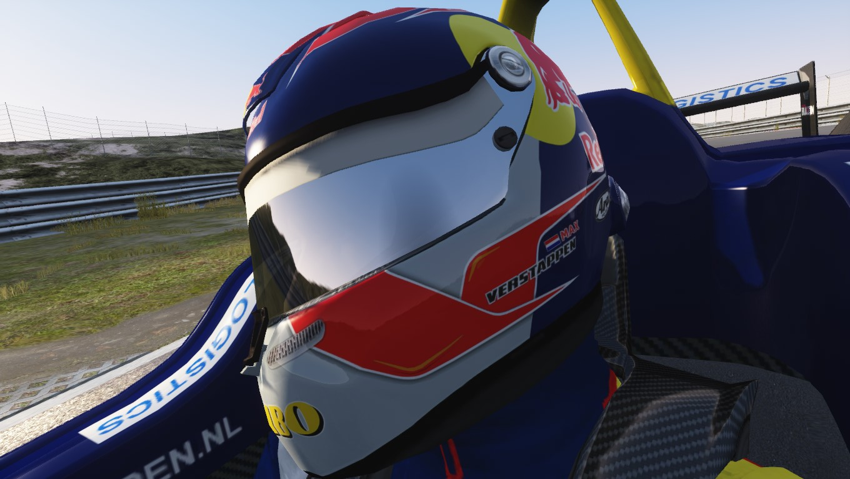 2014 Max Verstappen Formula 3 Helmet Racedepartment