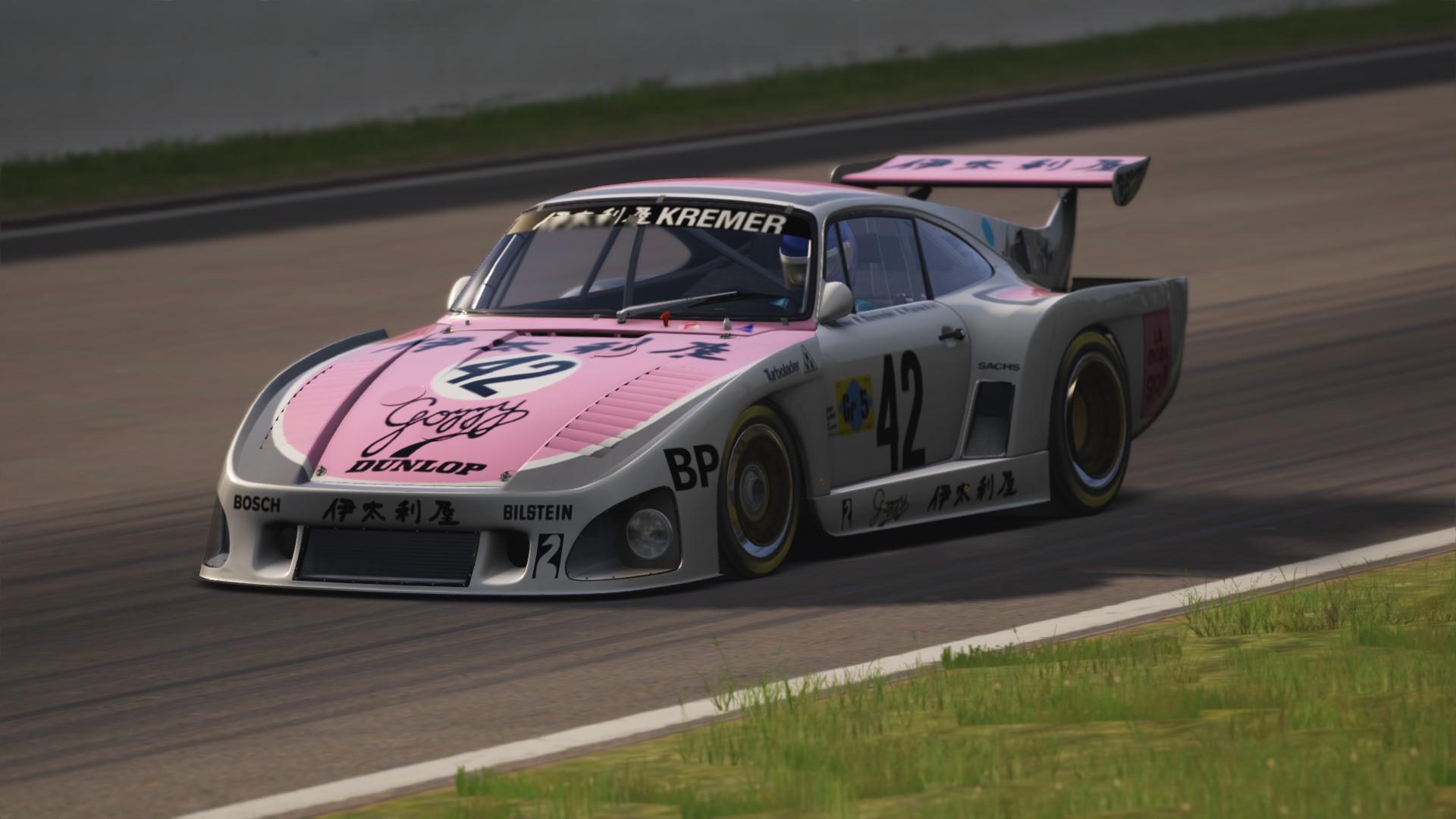 Porsche 935 K3 Gozzy Kremer Racing 42 Racedepartment