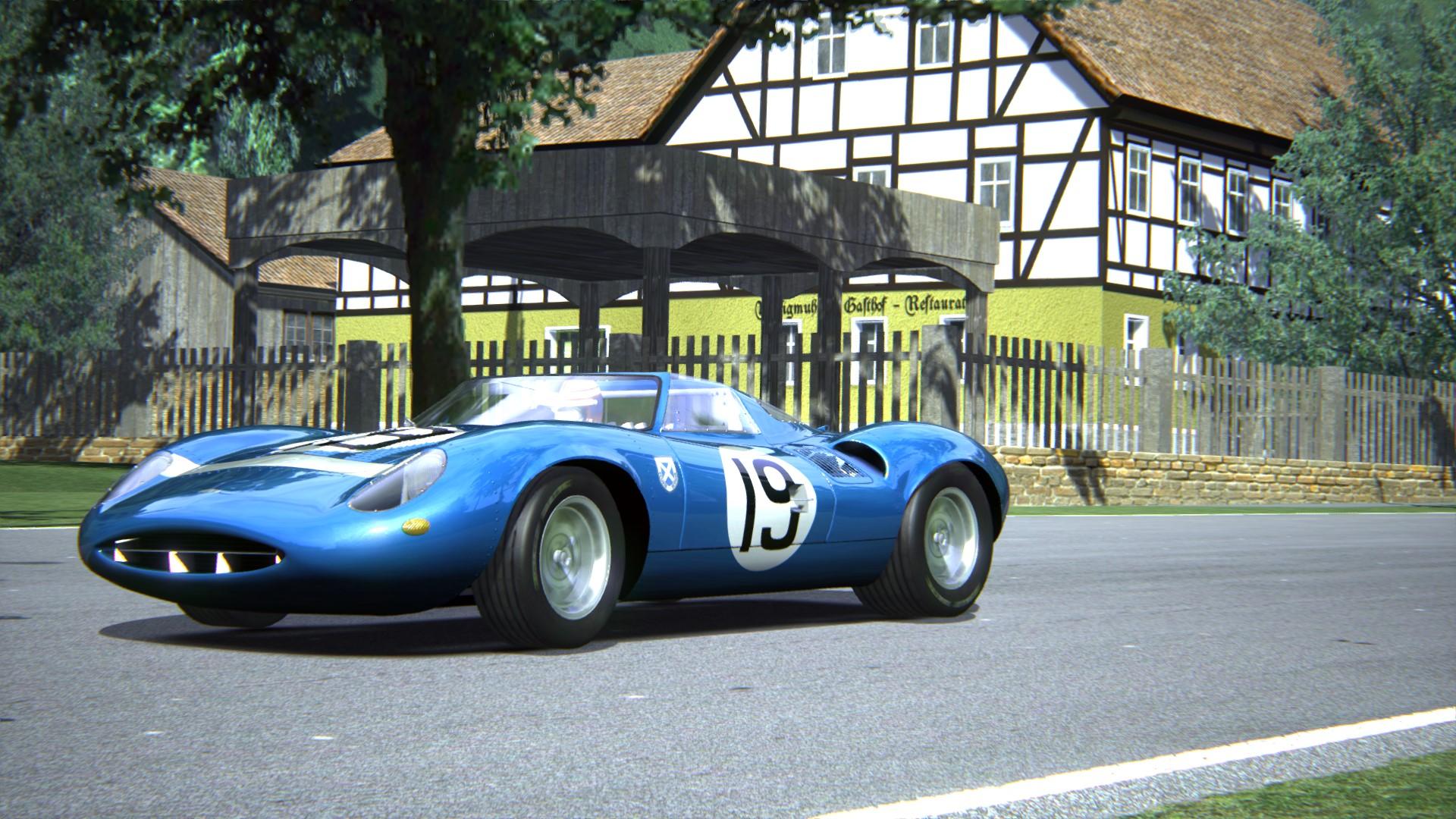 Cars - Jaguar XJ13 1967 W.I.P.   Page 7   RaceDepartment