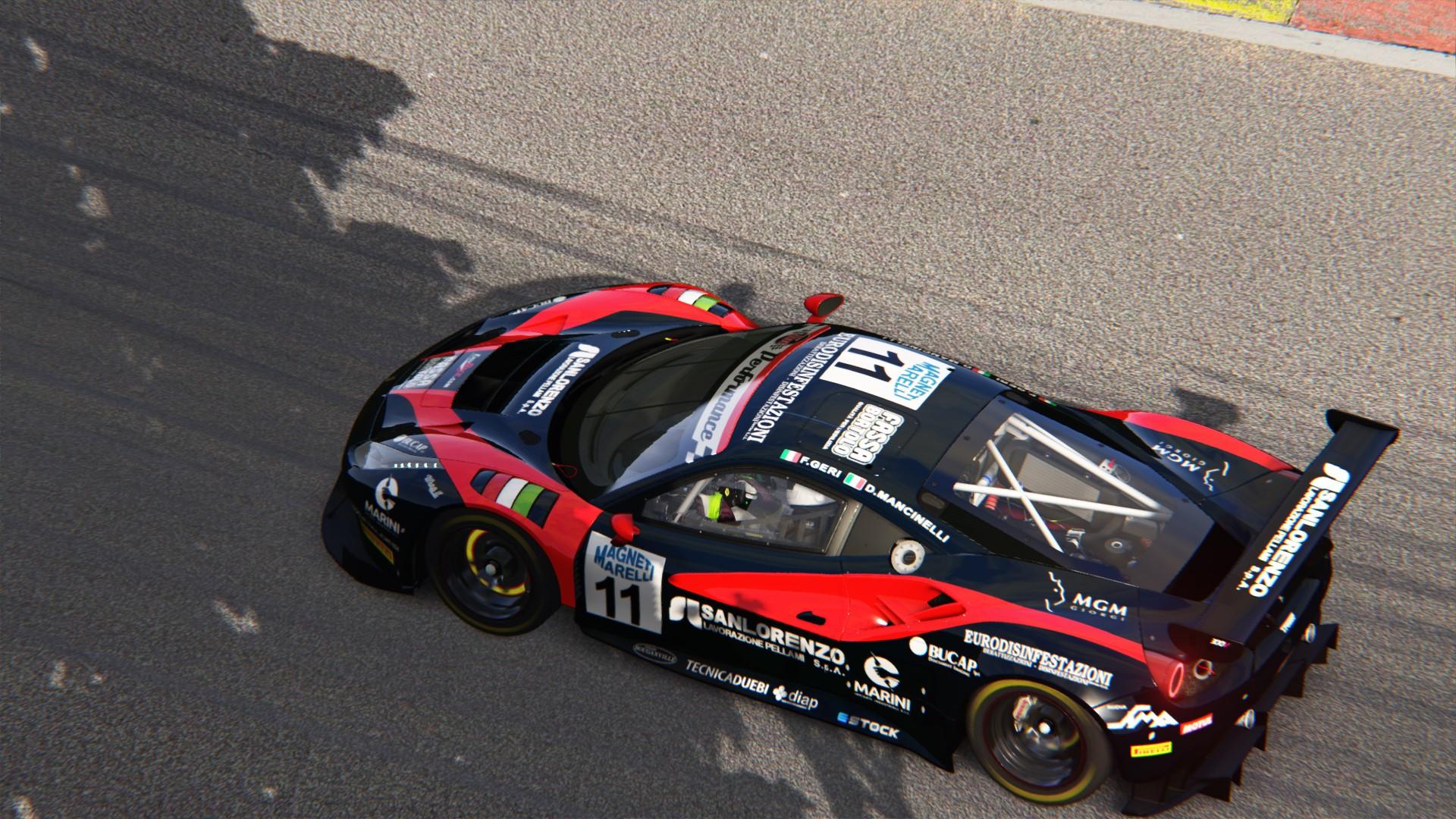 ferrari 488 gt3 easy race team 2016 racedepartment latest formula 1 motorsport and sim. Black Bedroom Furniture Sets. Home Design Ideas