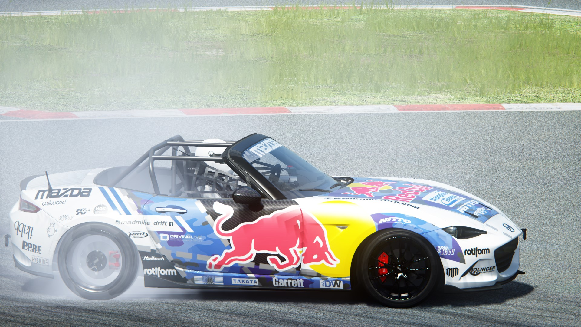 Mad Mike HUMBUL Formula Drift   RaceDepartment - Latest Formula 1