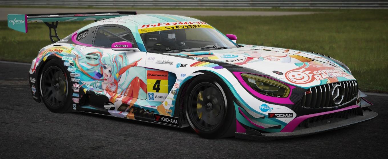 Good Smile Racing Cars