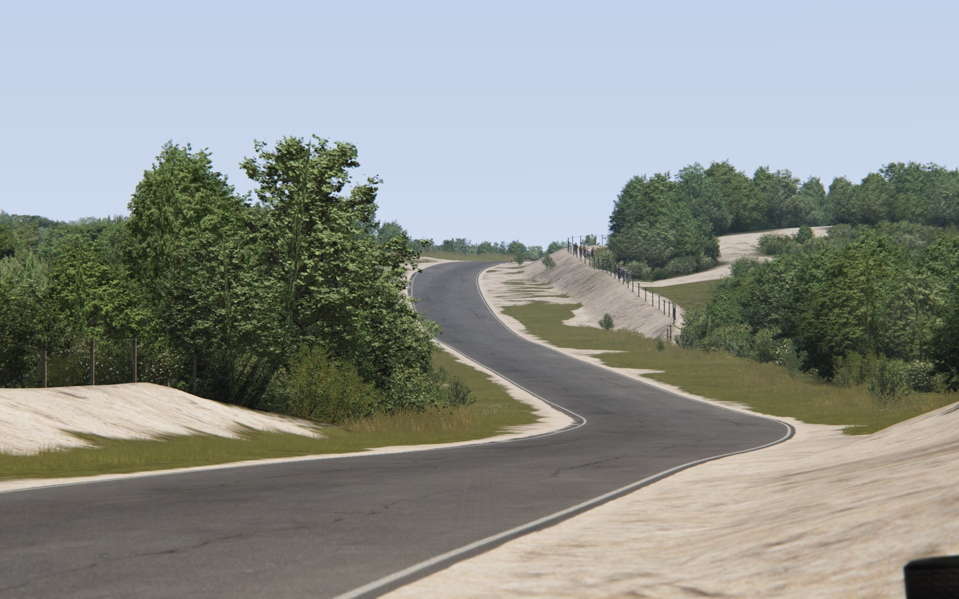 Calabogie Race Track >> Bridgehampton Race Circuit | RaceDepartment