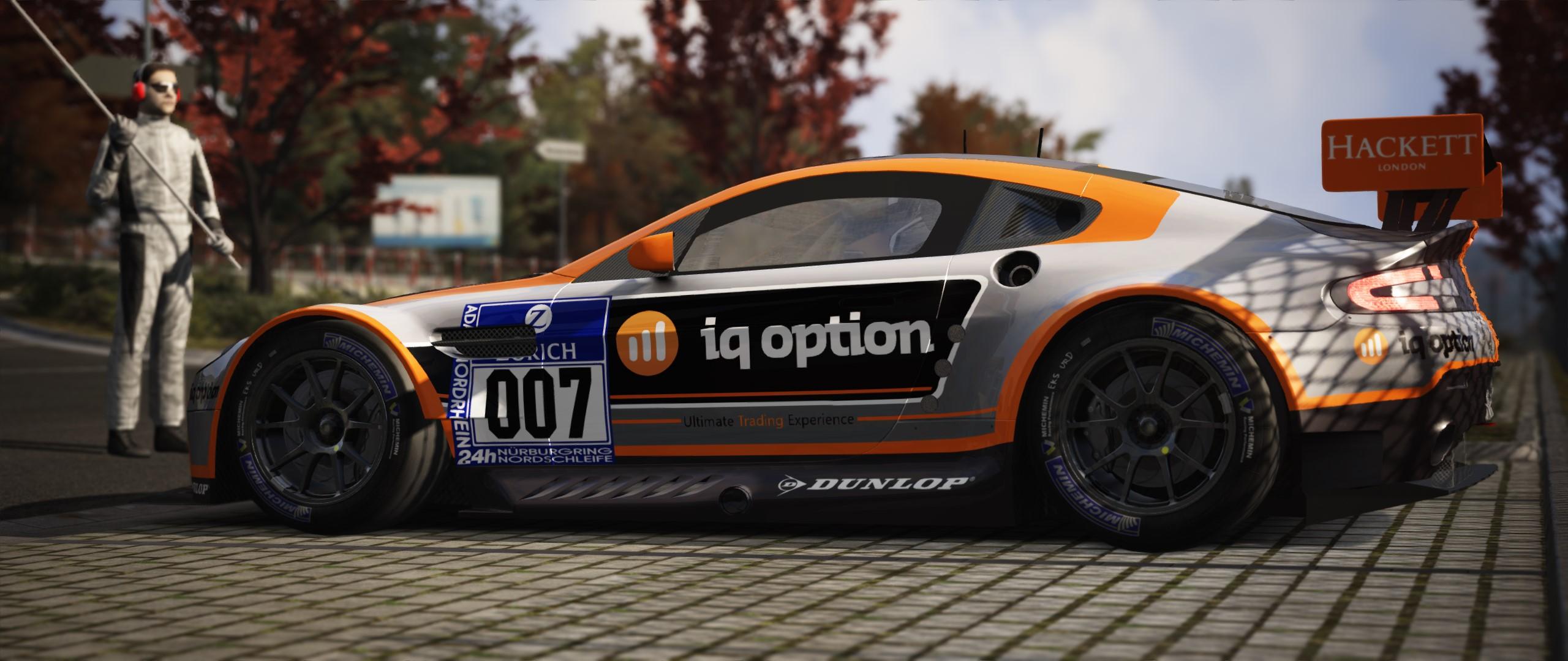 URD EGT AM IQ Option Aston Martin K RaceDepartment - Aston martin 117