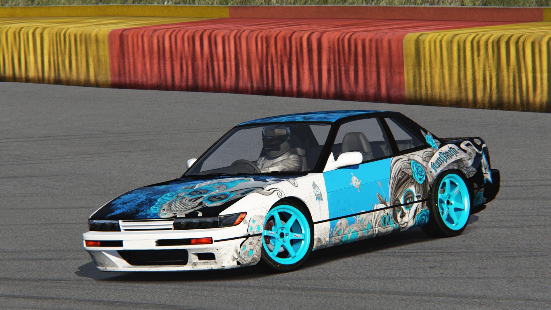 Nissan Silvia S13 Drift Nongrata Alternative Skin Racedepartment