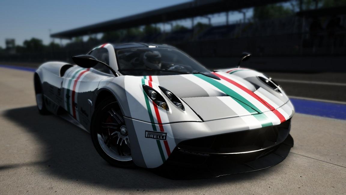 etto Corsa - Pagani Huayra Review | RaceDepartment