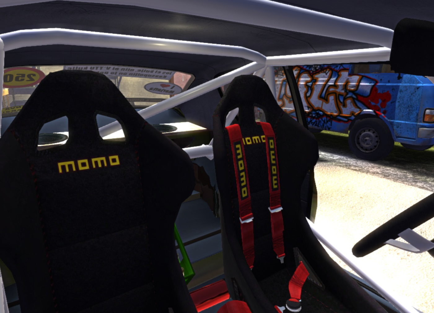 0e6d86cc25b MOMO -Seat and Harness. (MSC Textures) | RaceDepartment - Latest ...
