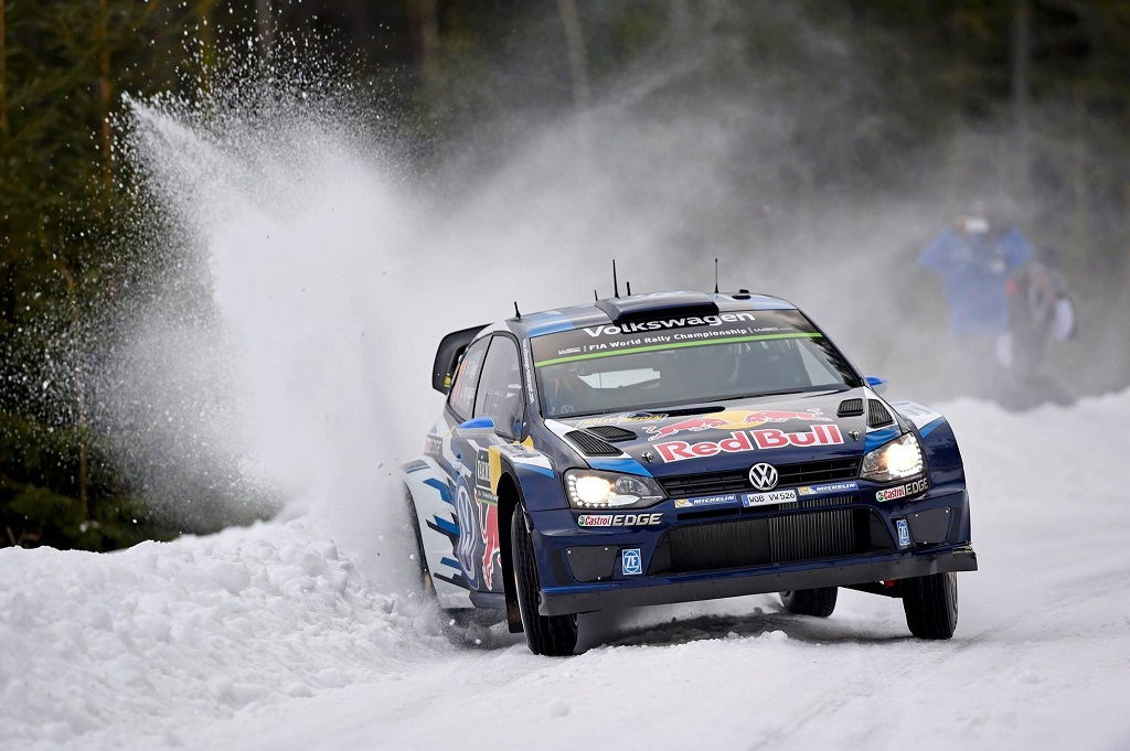 Sebastian Ogier and Julien Ingrassia - Rally Sweden Winners.jpg