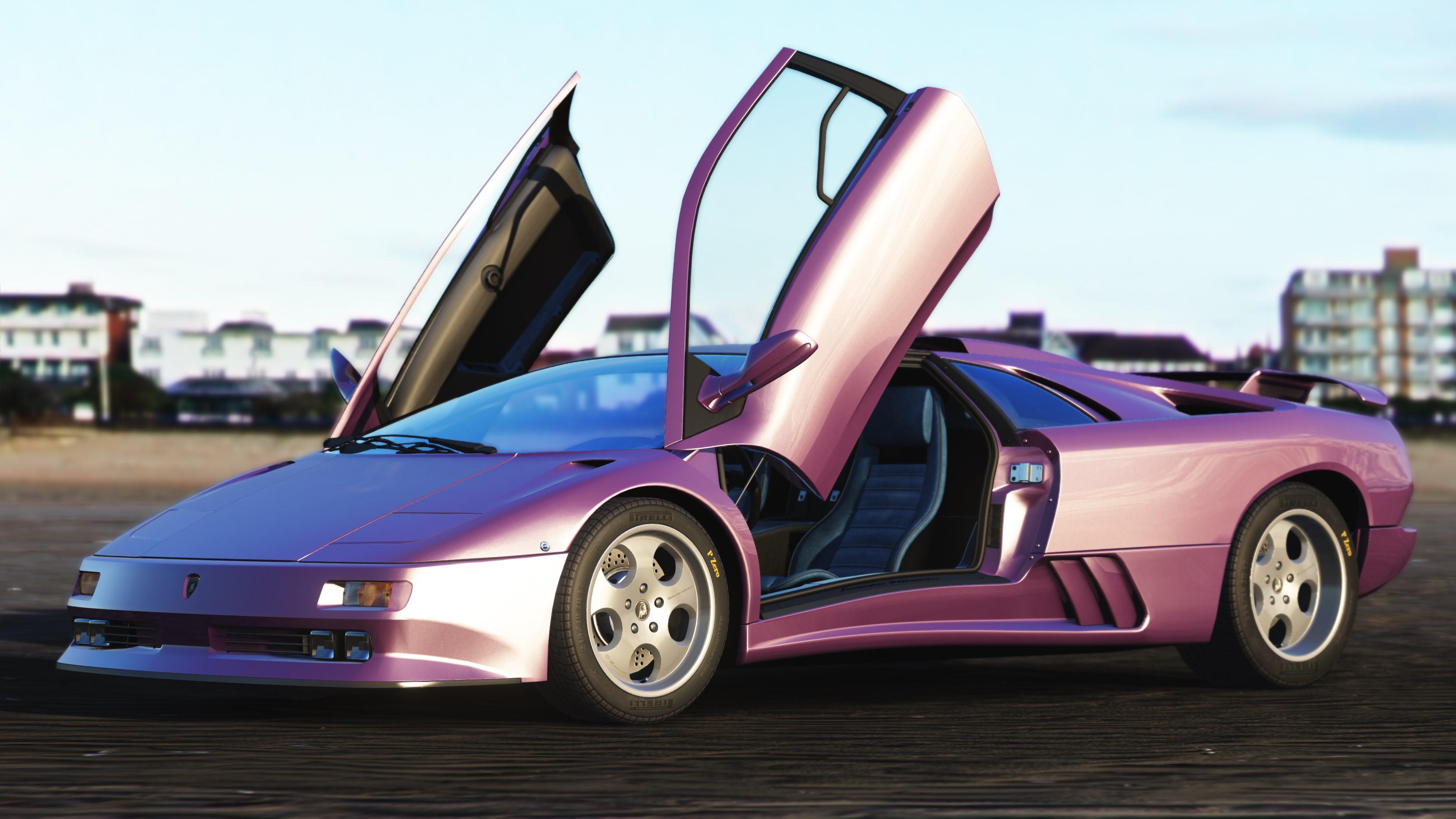 Mile Of Cars >> Lamborghini Diablo SE30 Jota | RaceDepartment