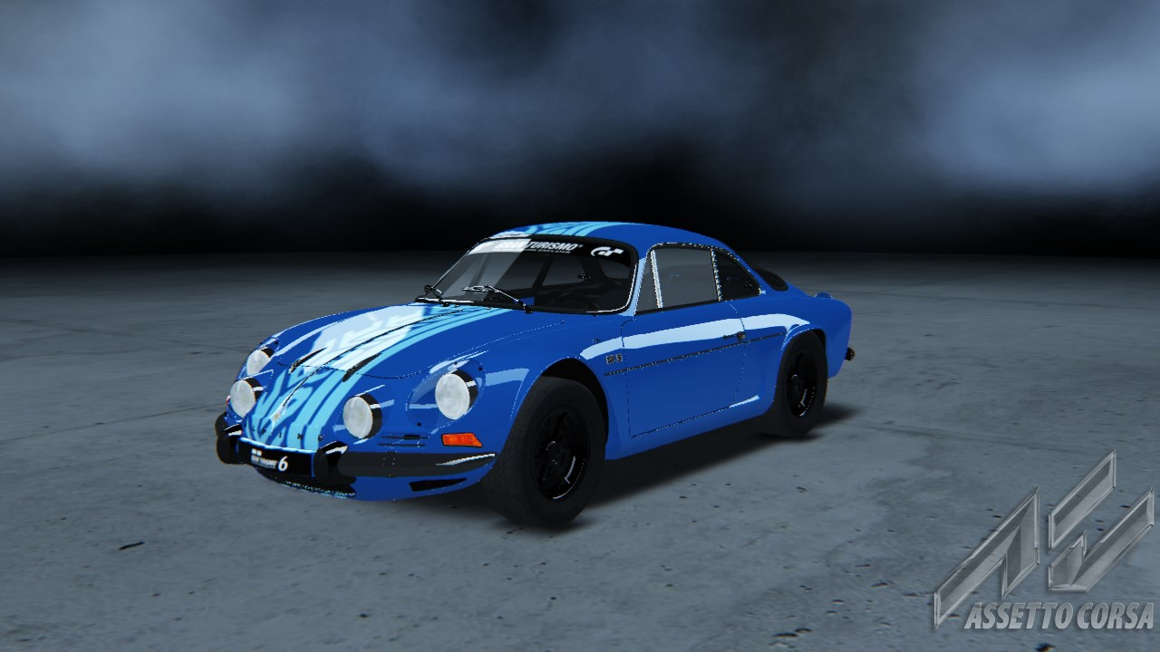 alpine a110 gt 15th anniversary skin updates. Black Bedroom Furniture Sets. Home Design Ideas