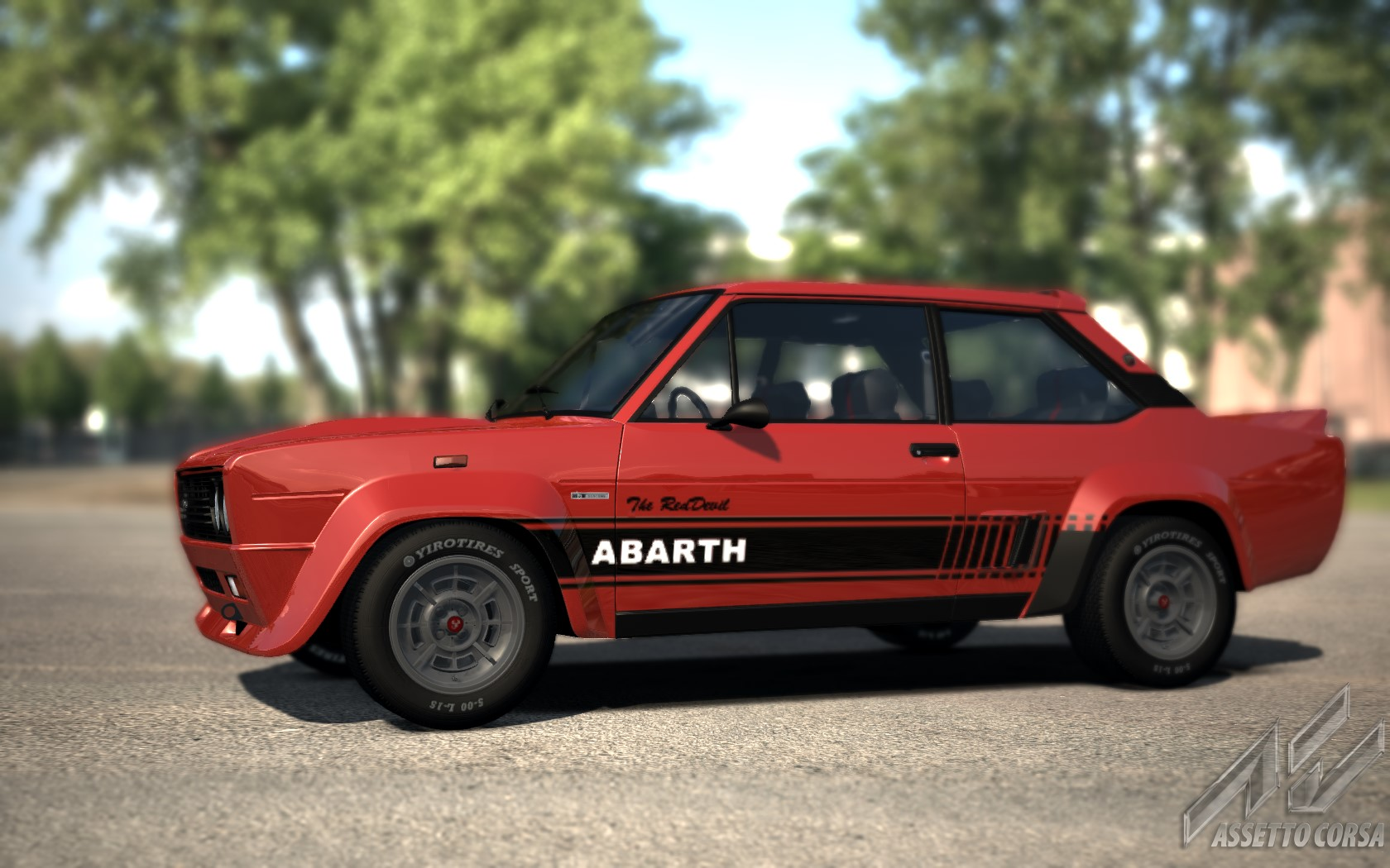 how to add tire assetto corsa