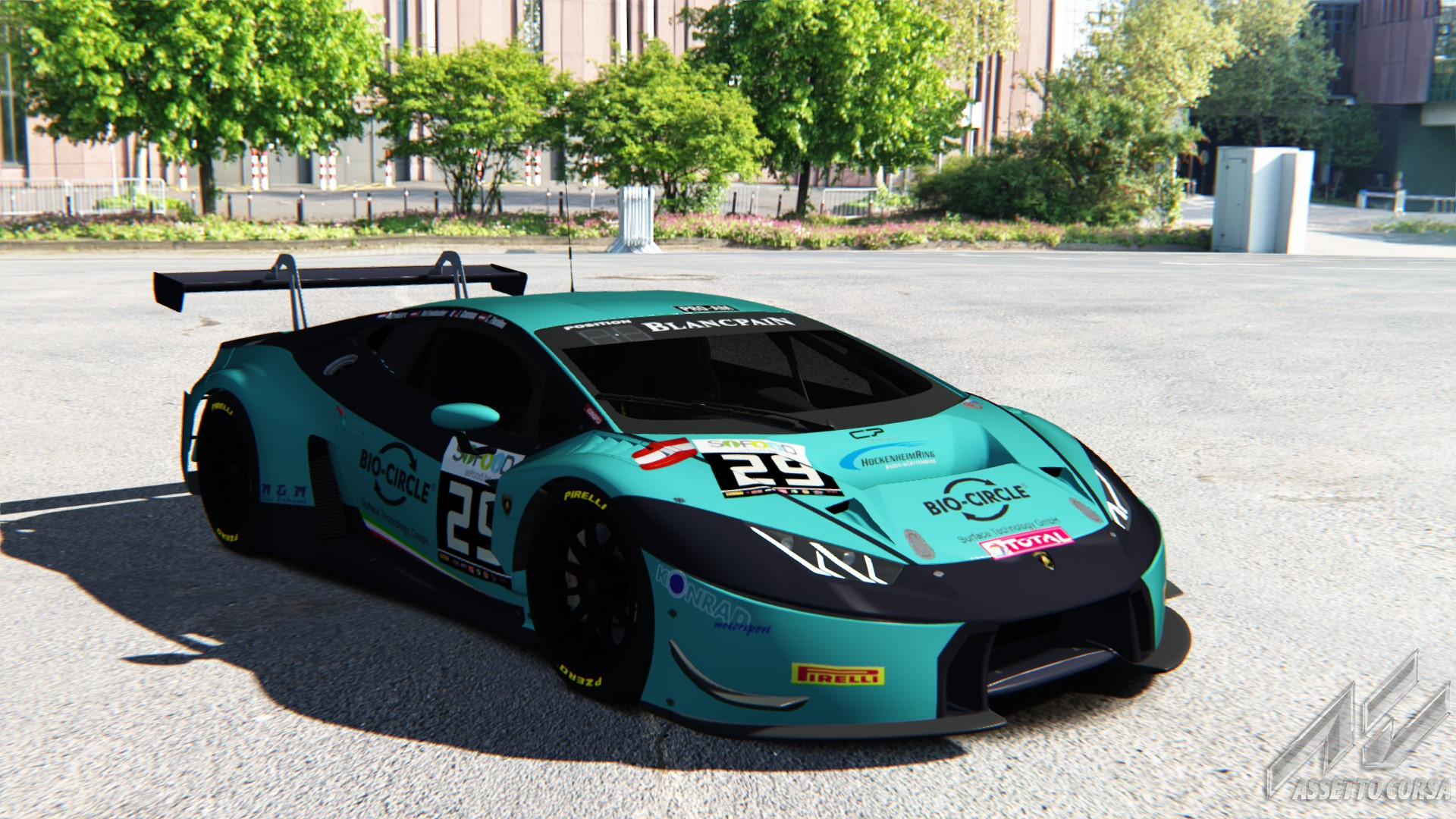 modern assetto corsa lamborghini huracan gt3 skin noisiestpassenger. Black Bedroom Furniture Sets. Home Design Ideas
