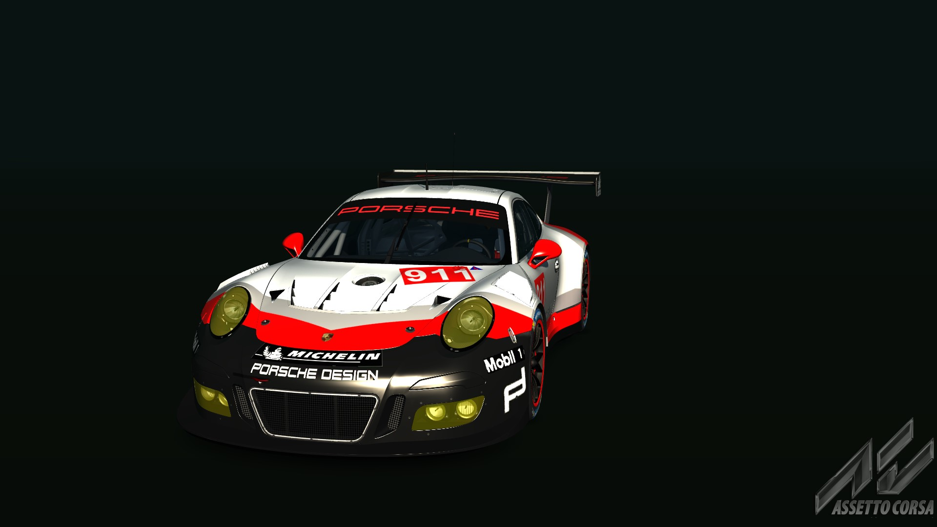 Porsche Rsr Update Yellow Headlights Racedepartment
