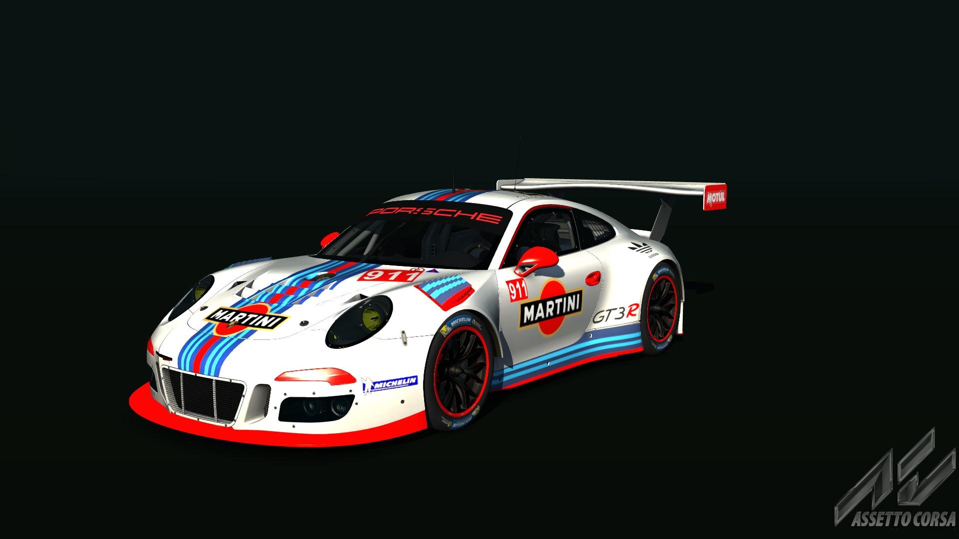 Porsche 911 Gt3 R 2016 Martini Updates Racedepartment