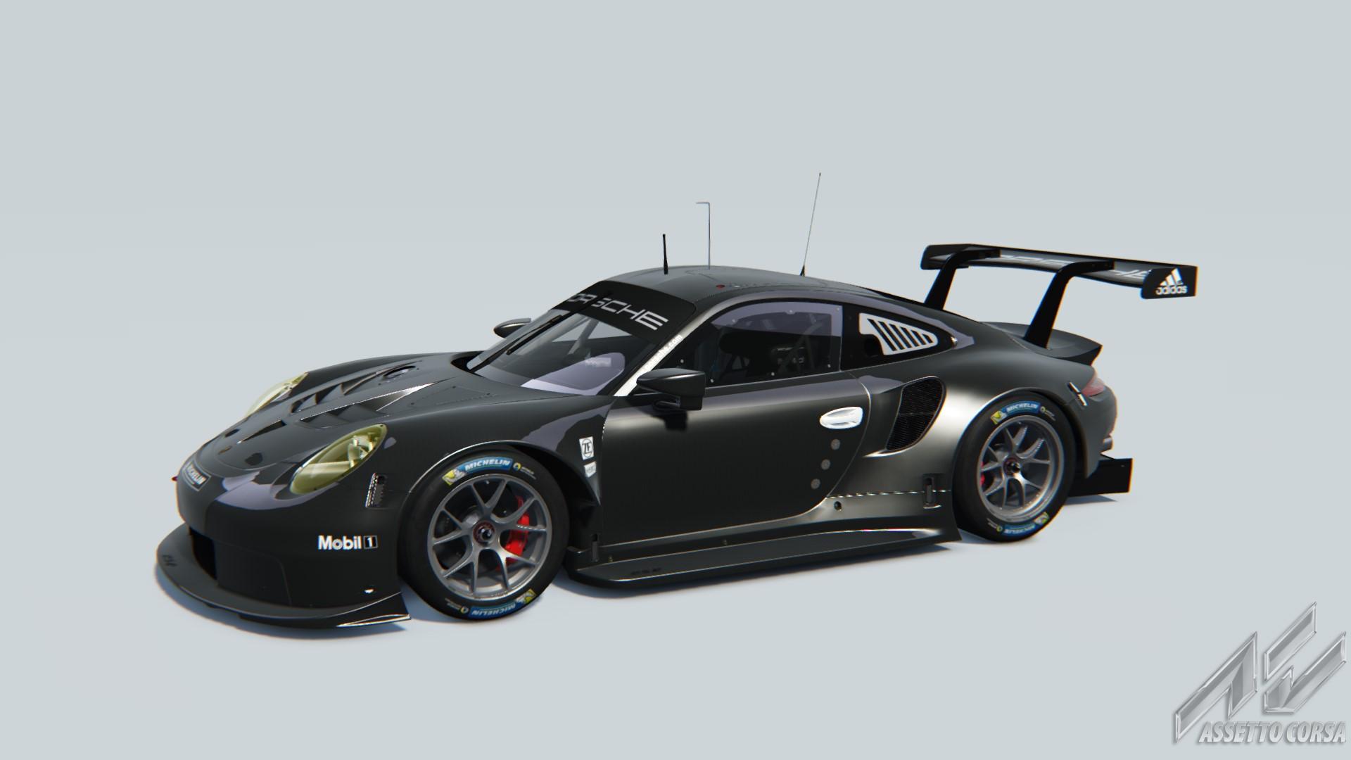 porsche 911 rsr 2017 updates racedepartment. Black Bedroom Furniture Sets. Home Design Ideas