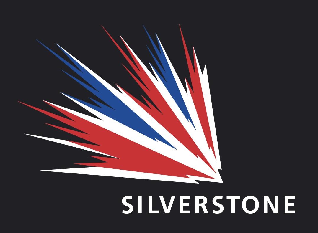 Circuito Silverstone : Vista aérea del circuito de carreras de silverstone una semana