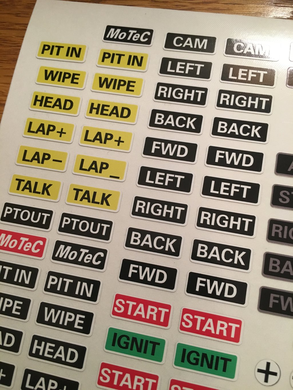 This Is For Your Hardware Sim Button Labels Racedepartment