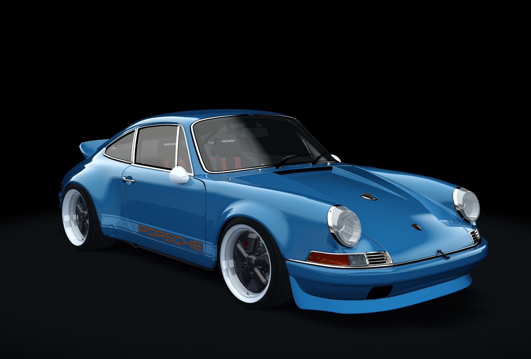 Cars - Singer Porsche 911 (964) | RaceDepartment - Latest