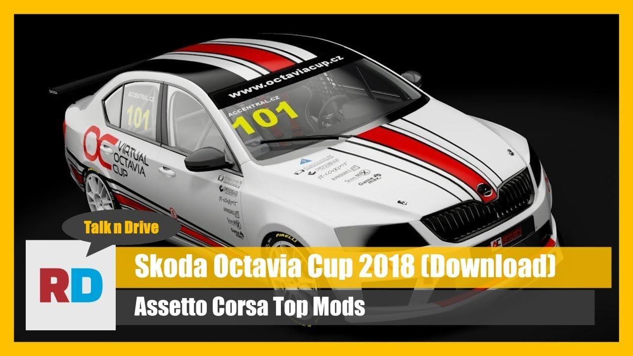 Skoda Octavia Cup 2018 Talk n Drive.jpg