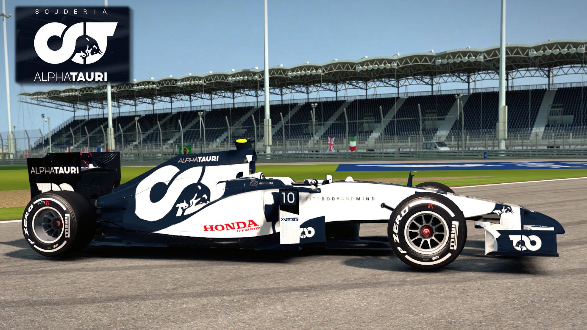 Skyfall F1 2020 Scuderia Alpha Tauri Honda At 01 Livery Mod Racedepartment