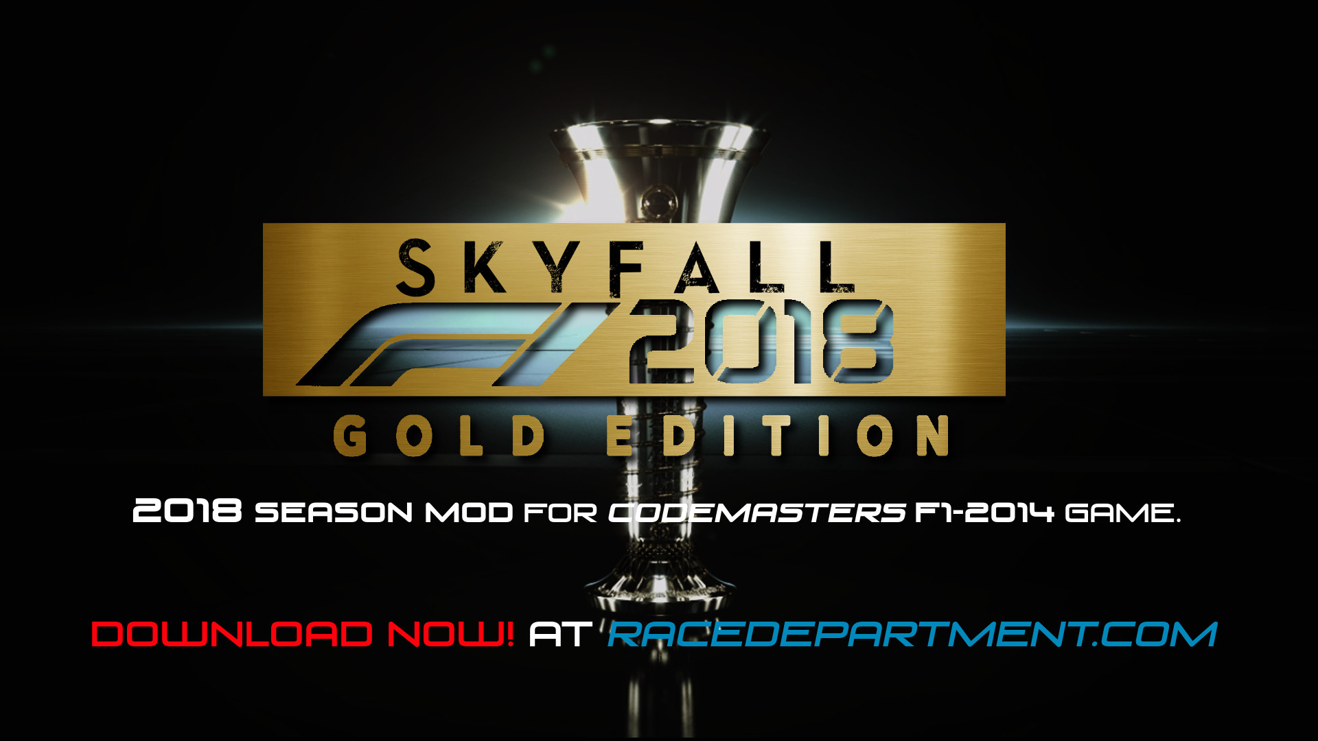 SKYFALL F1 2018 Season MOD [BETA] | RaceDepartment - Latest