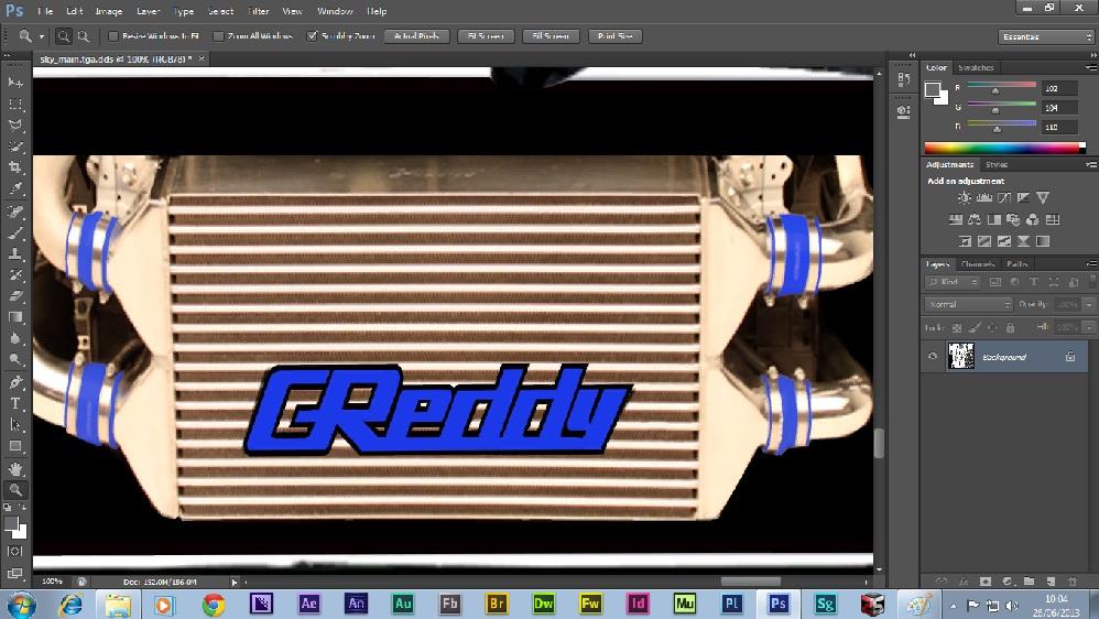 Skyline GTR R34 ,Greddy InterCooler,.jpg