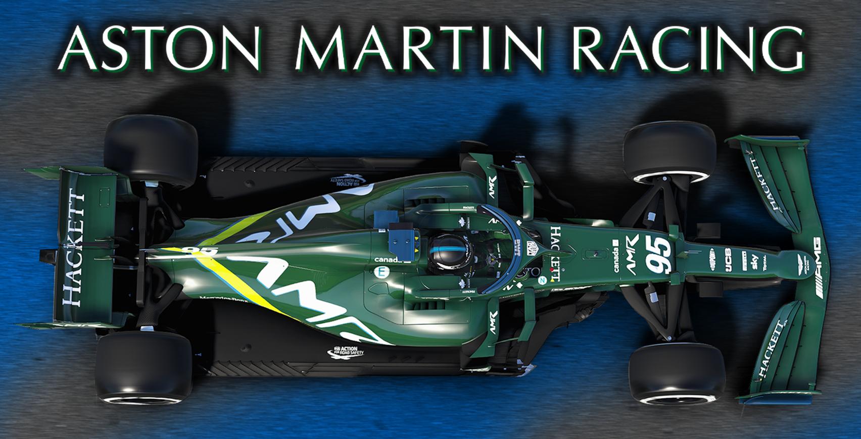 2021 Aston Martin Racing Full Team Mod Package Racedepartment