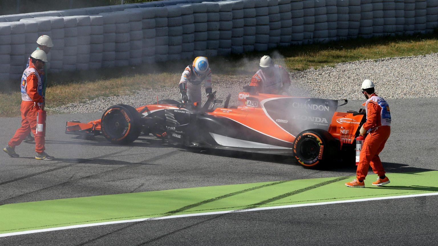 Spanish Grand Prix - McLaren Engine Failure.jpg