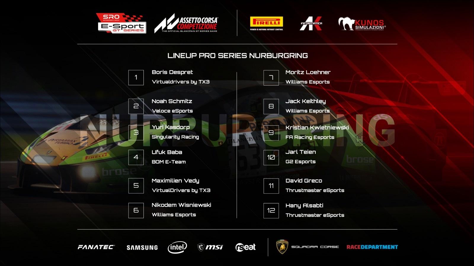 SRO E-Sport GT Series - Round 4 PRO Line-Up.jpg