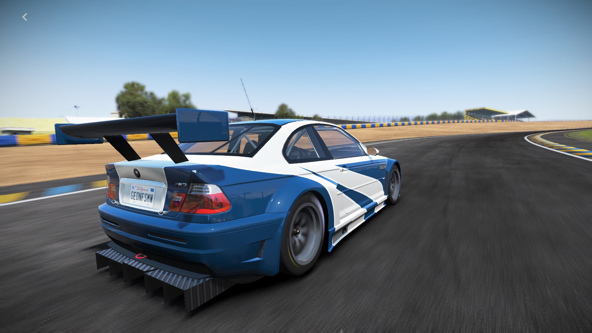Bmw M3 Gtr Most Wanted Livery Pack Racedepartment