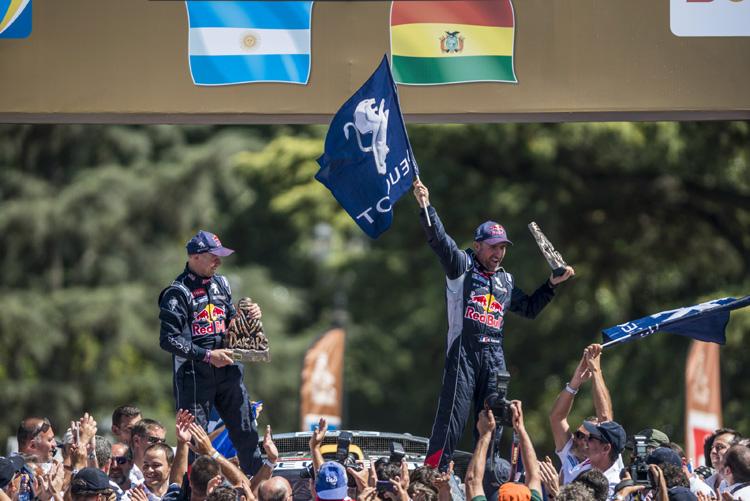 Stephane Peterhansel 2016 Dakar Celebrations.jpg
