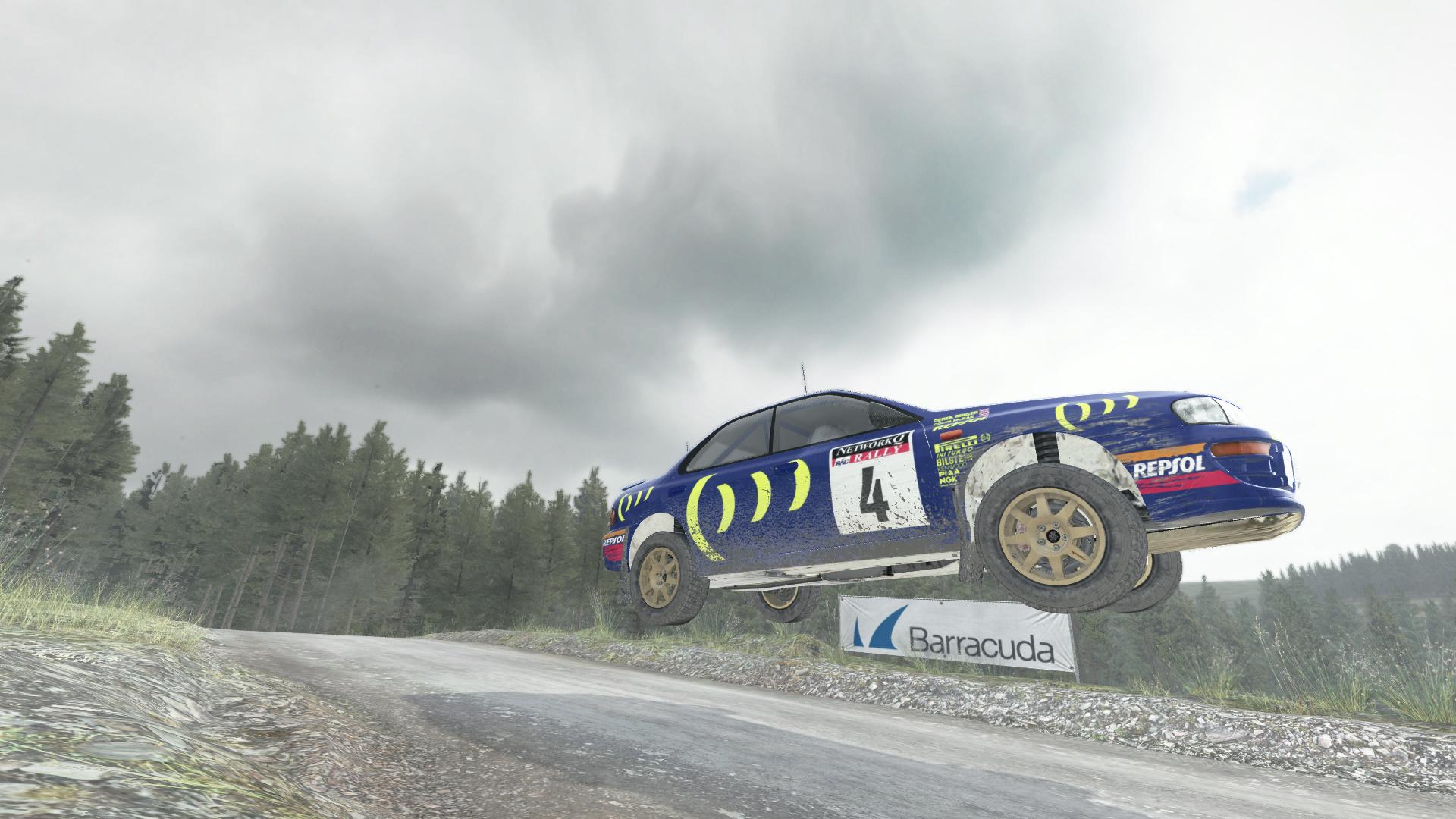 subaru impreza 555 gr a colin mcrae network q rac rally 1995 4k racedepartment subaru impreza 555 gr a colin mcrae