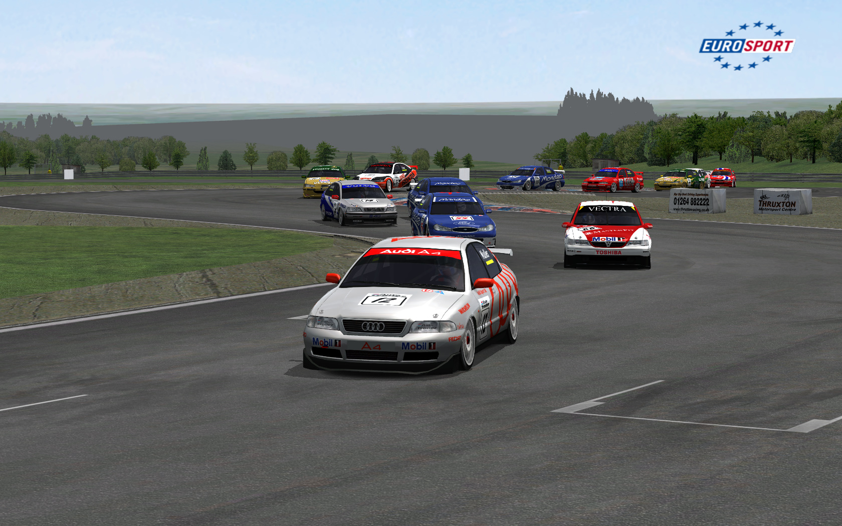 One of the Best: Super Touring Seasons Mod for Race 07