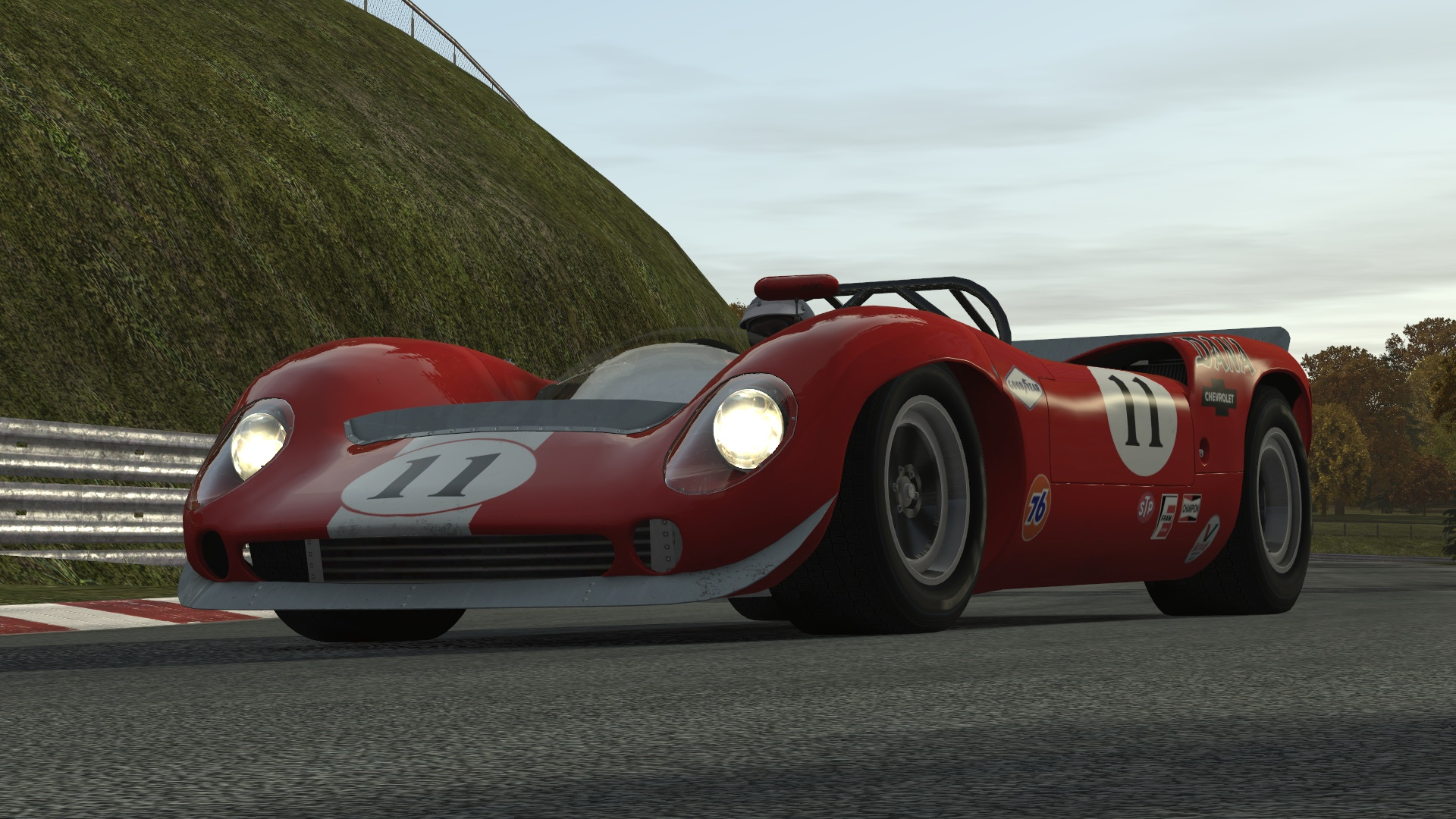 rFactor 2: Lola T70 Spyder Released | RaceDepartment