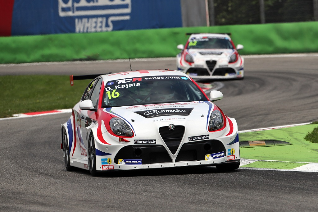 TCR International Series 2017 - Monza -  Davit Kajaia.jpg