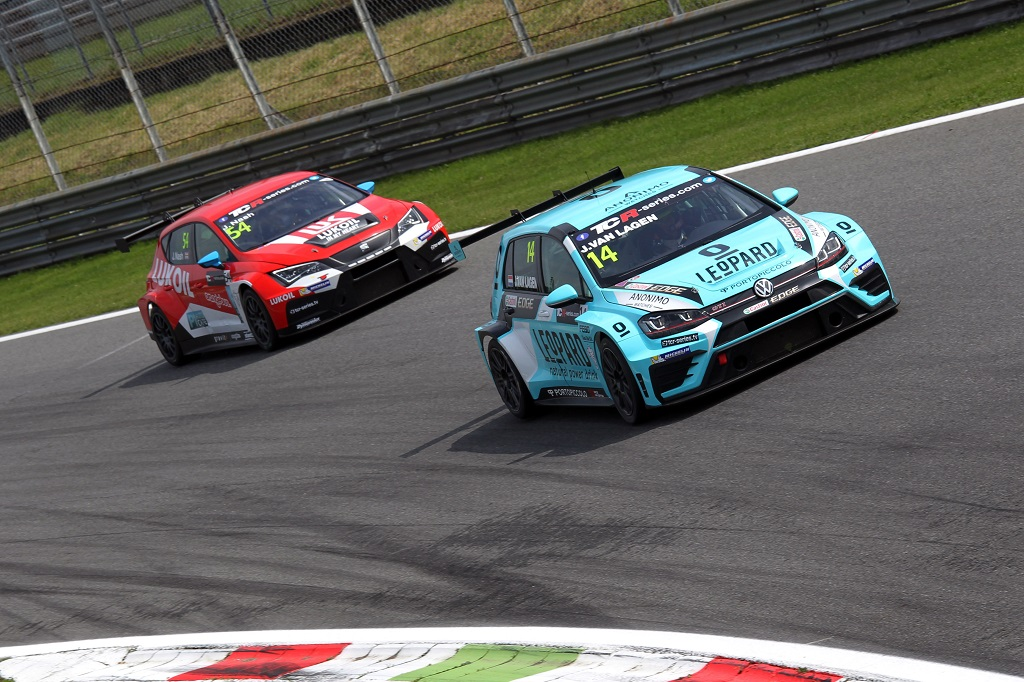 TCR International Series 2017 - Monza - Jaap van Lagen.jpg