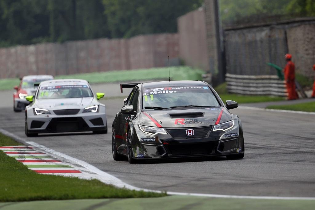 TCR International Series 2017 - Monza - Jens Reno Moller.jpg
