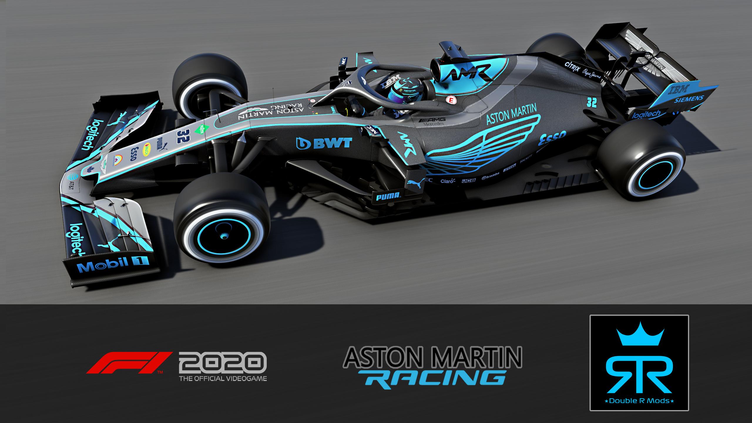 Aston Martin Racing F1 Team Fantasy Full Edition 3 Paintjobs Racedepartment