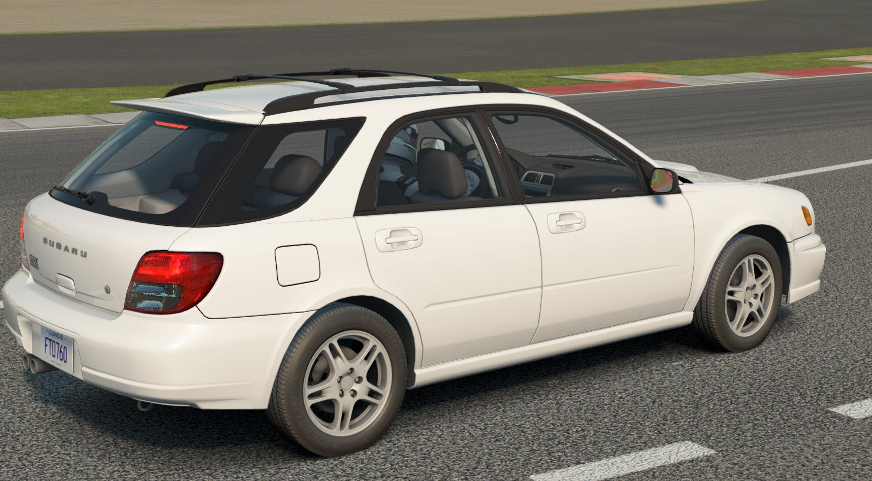 Subaru Impreza Wrx Wagon Racedepartment