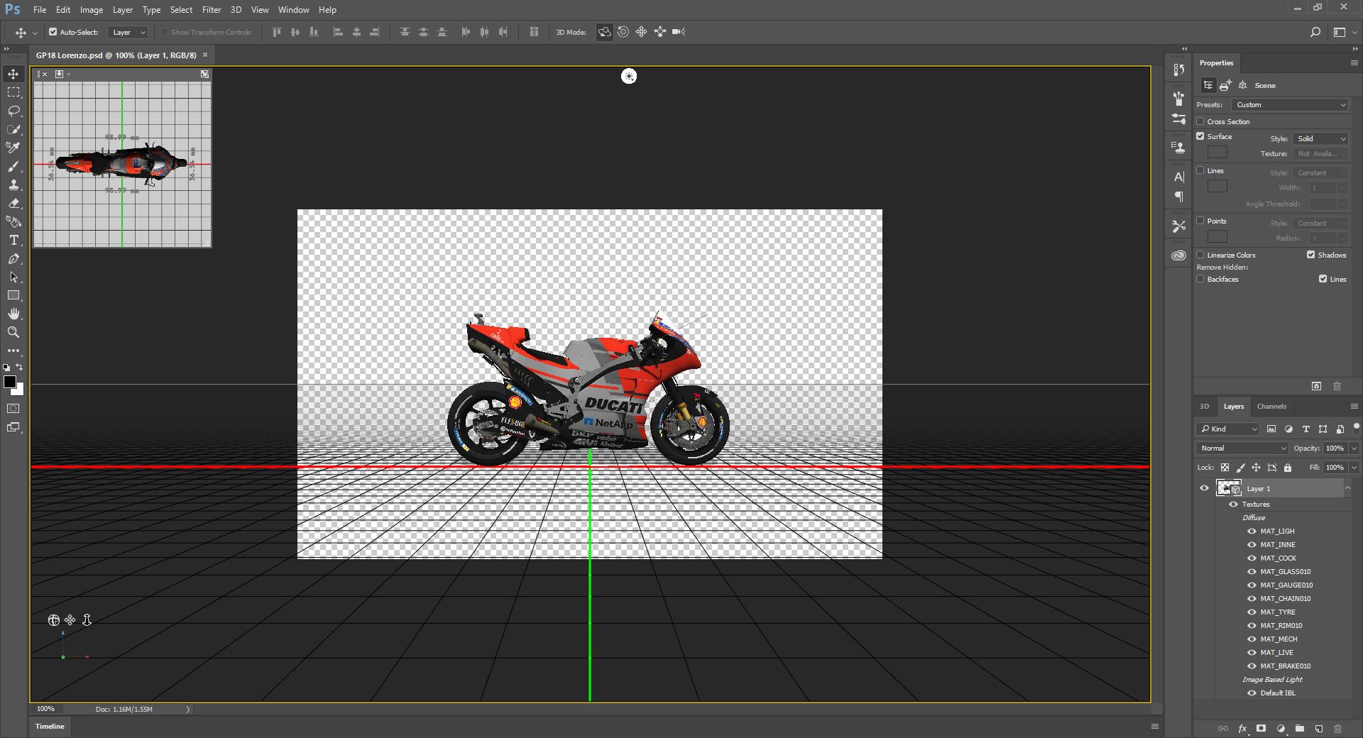 MotoGP Bike Models For Photoshop | RaceDepartment
