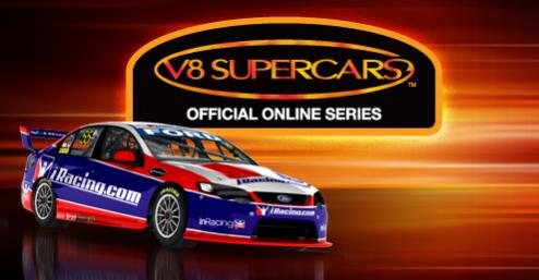Officially sanctioned V8 Supercars Series coming to iRacing