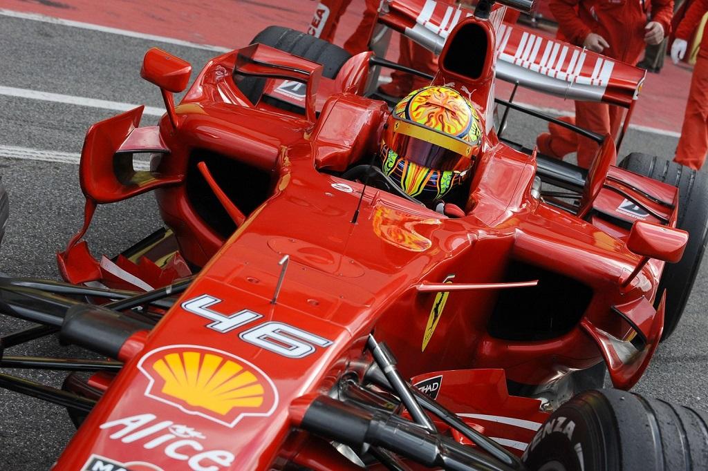 Valentino Rossi Ferrari F1 Test.jpg