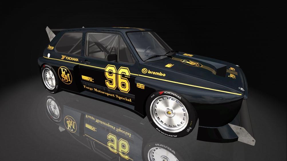 Volkswagen Golf MK1 GTI | RaceDepartment - Latest Formula 1